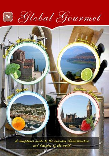 Global Gourmet Taramasalata, Bow Tie Pasta, Coquilles & Fruit Tarts