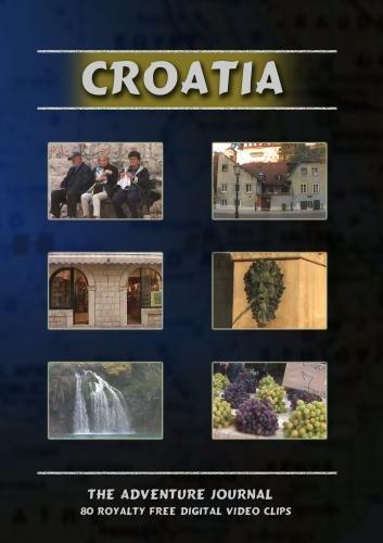 Croatia Royalty Free Stock Footage