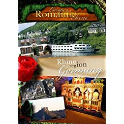 Europe's Classic Romantic Inns Rhine Region Germany (PAL)