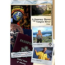 Passport to Adventure: A Journey Down the Yangtze River China