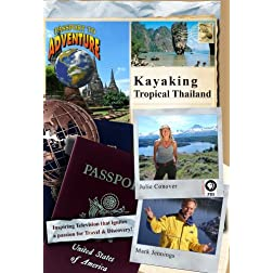 Passport to Adventure: Kayaking Tropical Thailand