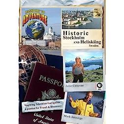Passport to Adventure Historic Stockholm and Heliskiing Sweden