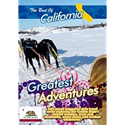 The Best of California  Greatest Adventures