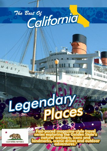 The Best of California  Legendary Places