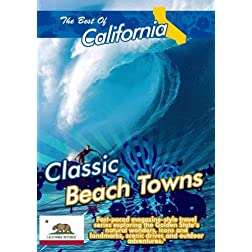 The Best of California  Classic Beach Towns