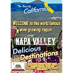The Best of California  Delicious Destinations