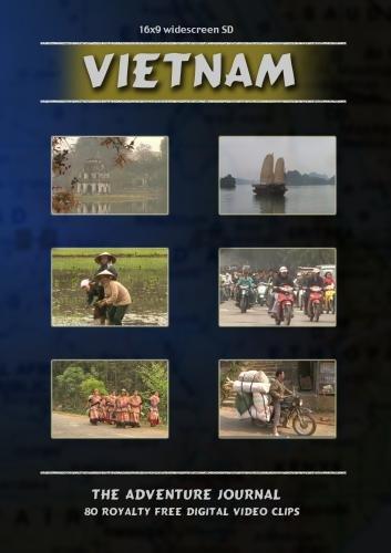 Vietnam Royalty Free Stock Footage