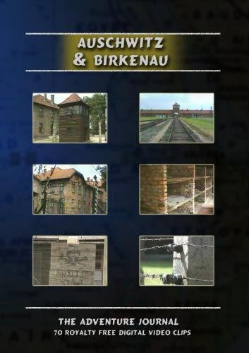 Auschwitz & Birkenau Royalty Free Stock Footage