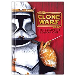 Star Wars The Clone Wars: The Complete Season One (TV Series)