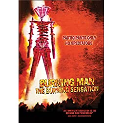 Burning Man - The Burning Sensation