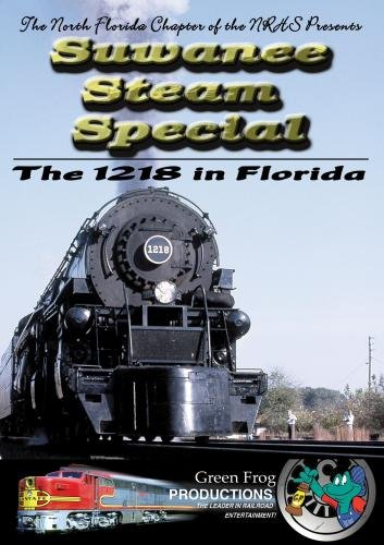 Suwanee Steam Special-The 1218 in Florida