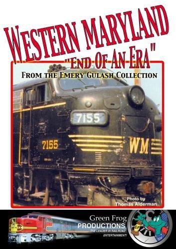 Western Maryland-End of an Era