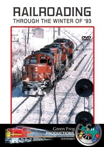 Railroading Through the Winter of 93'