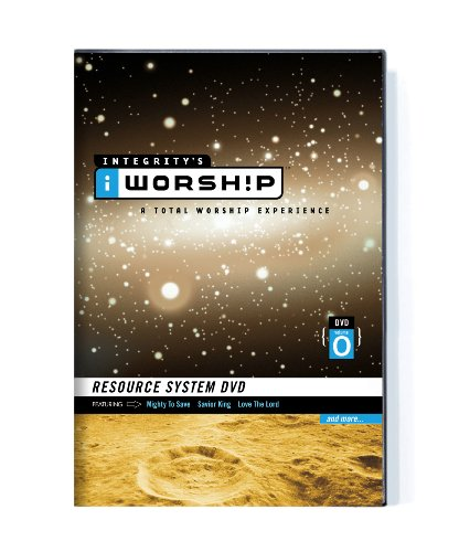 iWorship Resource DVD O