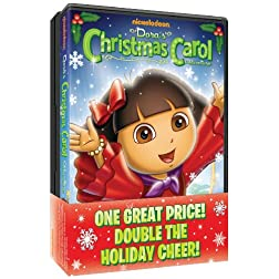 Dora the Explorer: Dora's Christmas Carol Adventure/Dora's Christmas