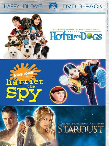 Hotel for Dogs/Harriet the Spy/Stardust