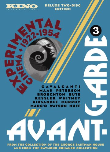 Avant-Garde 3: Experimental Cinema 1922-1954