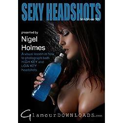 Nigel Holmes - Sexy Headshots