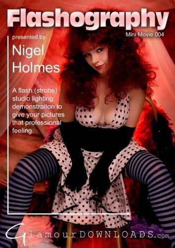 Nigel Holmes - Flashography