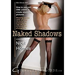 Nigel Holmes - Naked Shadows
