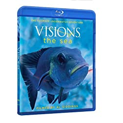 Visions of the Sea [Blu-ray]