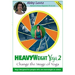 HeavyWeight Yoga 2: Change the Image of Yoga