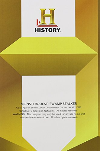 MonsterQuest: Swamp Stalker