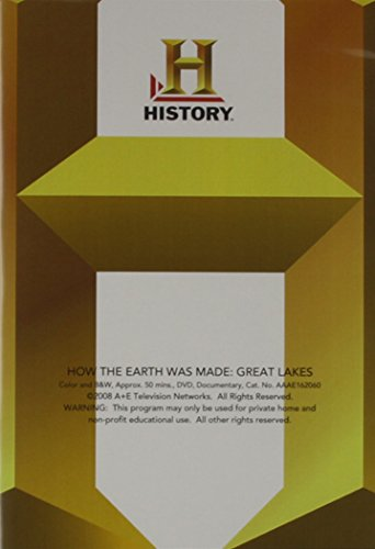 How the Earth Was Made: Great Lakes