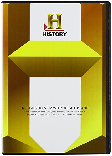MonsterQuest: Mysterious Ape Island
