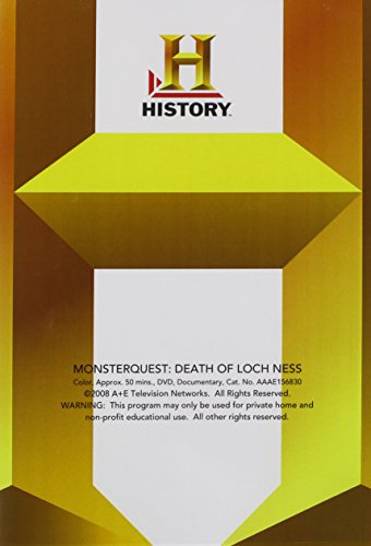 MonsterQuest: Death of Loch Ness