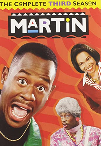 Martin: Complete Third Season (4pc) (Full Dol)