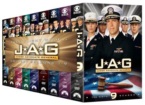 JAG: Seasons 1-9