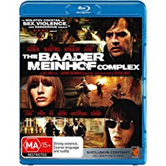Baader Meinhof Complex [Blu-ray]
