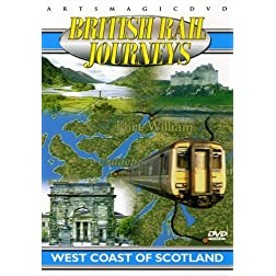 British Rail Journeys: West Coast of Scotland