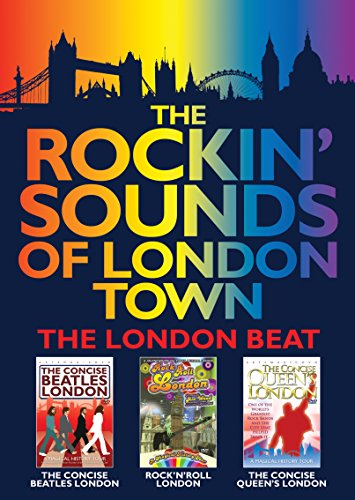 The Rockin' Sounds of London Town (3DVD)