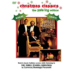 The Three Tenors Christmas (Christmas Classics-The Yule Edition)