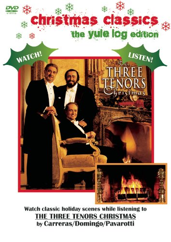 The Three Tenors Christmas (Christmas Classics-The Yule Edition)