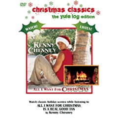 All I Want For Christmas Is a Real Good Tan (Christmas Classics-The Yule Edition)