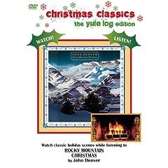 Rocky Mountain Christmas (Christmas Classics-The Yule Edition)
