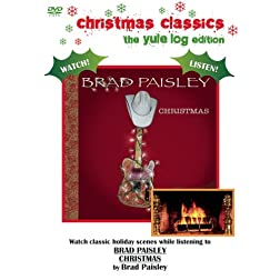 Brad Paisley Christmas (Christmas Classics-The Yule Edition)