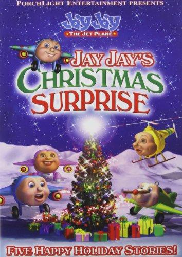 Jay Jay the Jet Plane: Jay Jay's Christmas Surprise