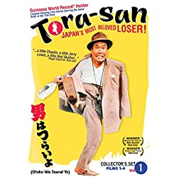Tora-San: Collector's Set 1 (4pc) (Sub Box)
