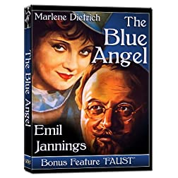 The Blue Angel (COLLECTOR'S EDITION) 1930