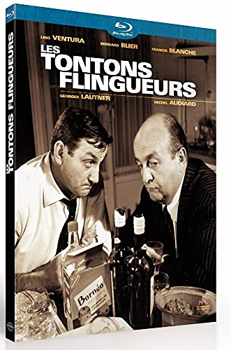 Les tontons flingueurs [Blu-ray]