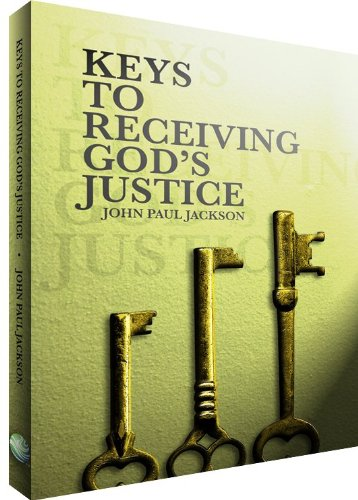 Keys to Receiving God's Justice Media Set