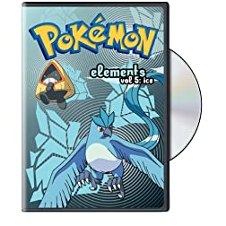 Pokemon Elements, Vol. 5: Ice
