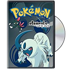 Pokemon Elements, Vol. 6: Dark