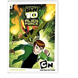 Ben 10: Alien Force, Vol. 5