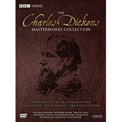 The Charles Dickens Masterworks Collection