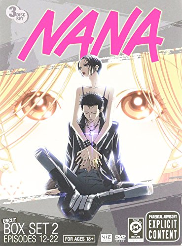 Nana: Uncut Box Set, Vol. 2
